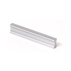 tirador asa aluminio acabado anodizado herrajes mueble cocina 88x9mm 64mm poignee aluminium finition anodise porte meuble cuisine 88x9mm 64mm