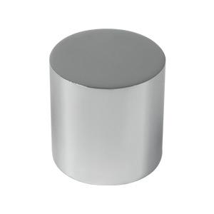 bouton de meuble aluminium anodise matt 861614