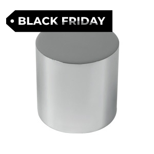 furniture knob aluminum anodized matt 861614