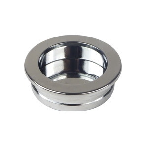 chrome inlay furniture handle furniture drawer pull 863401