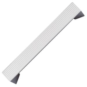 tiradores asa metal cromo mate puerta mueble armario cocina 653 87017
