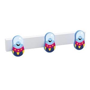 percha 3 pomo de muebles extraterreste nave diseno infantil ninos 9006dbl