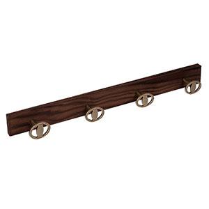 percha haya viejapomos forja negrabase maderaperchero colgador n463