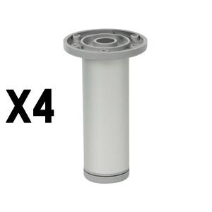 round legmat aluminum legs furniture accesories nB389