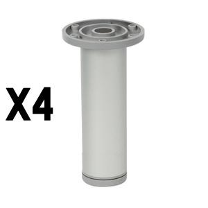 round legmat aluminum legs furniture accesories nB390