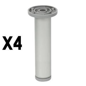 round legmat aluminum legs furniture accesories nB393