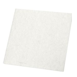 lamina fieltro deslizante para cortar blanco 85x100mm