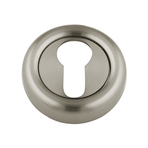 round keyhole 50mm nickel satin boc820