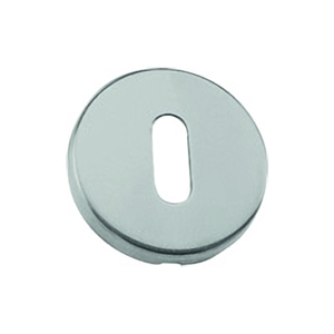 round keyhole 50mm inox finish bocgor