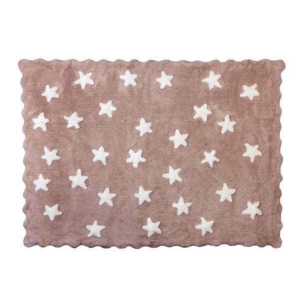 alfombra infantil eden topo lavable en lavadora algodon ed tp imagen