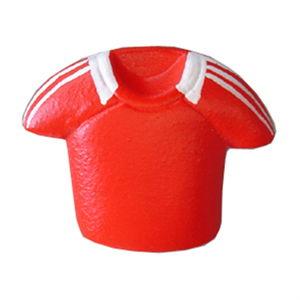 pomo tirador camiseta roja lm014