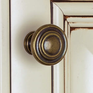 Metal Knobs for Classic Furniture