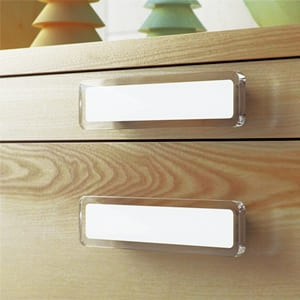 Designer Methacrylate cabinet Knobs