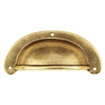 antique gold furniture handle 73218