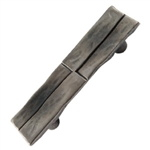 matt bronze handle classic rustic furniture handle 444 2484c