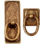 antique bronze rustic furniture handle 84 2590c