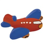 aircraft hand painted ceramic furniture knob 345av