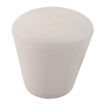 white alabaster handle knob 372bl