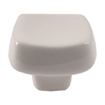 ivory ceramic knob furniture handle 425 374mf