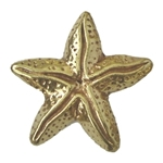 starfish polished brass 506l1