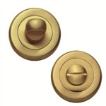 bathroom door thumb turn with release 35mm round rosette satin chrome finish manufactured in brass mu823cr35