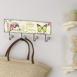 [:es]Perchas pared carteles vintage[:en]Vintage sign wall hangers[:fr]Portemanteaux vintage affiche[:]
