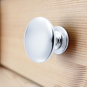 Plated Cabinet Knobs