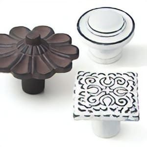 Shabby Chic Knobs and Pull Handles