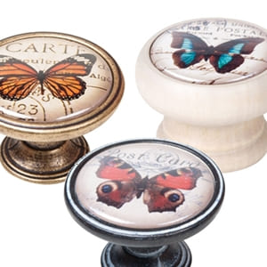 [:es]Pomos mueble retro butterfly[:en]Retro furniture knobs butterfly[:fr]Boutons meuble retro butterfly[:]