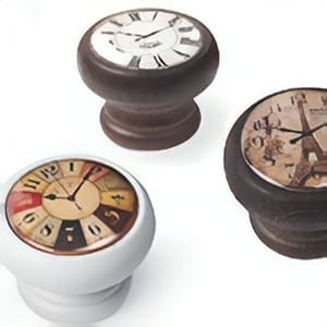 [:es]Pomos mueble retro clock[:en]O'clock retro furniture knobs[:fr]Boutons meuble retro o'clock[:]