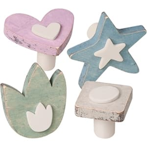 Shabby Chic Handles for Baby Furniture